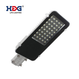 Scratch / Ade Resistant Outdoor Led Street Light With Excellent Lens Design