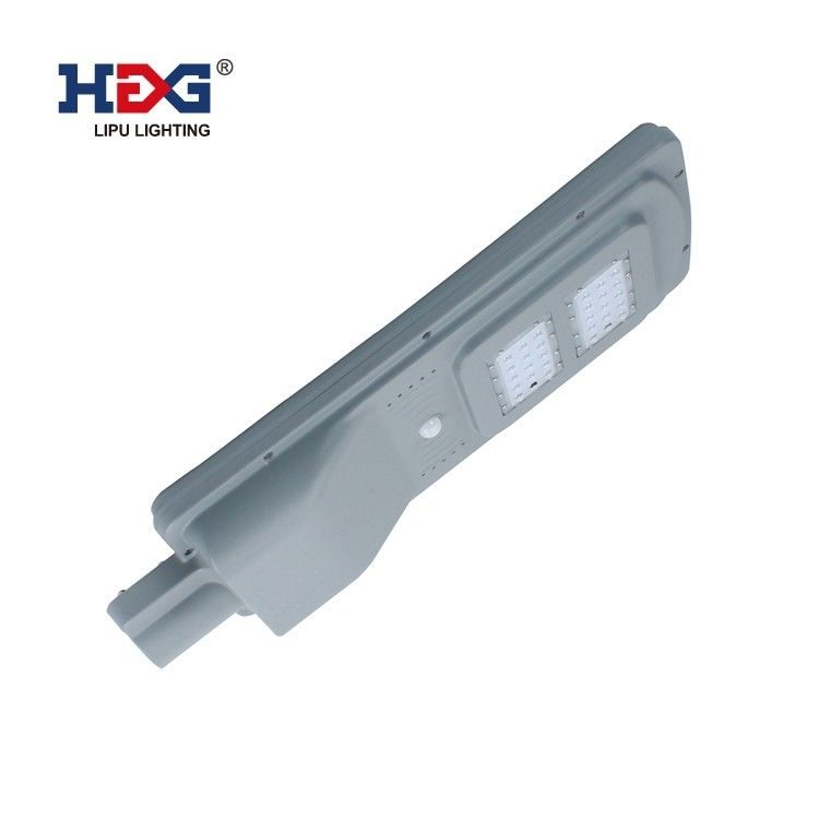 High Light Stability Solar Led Street Light Integrated Convenient And Safe solar lights